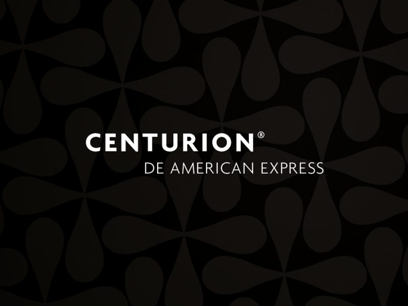 The Centurion Card beneficios