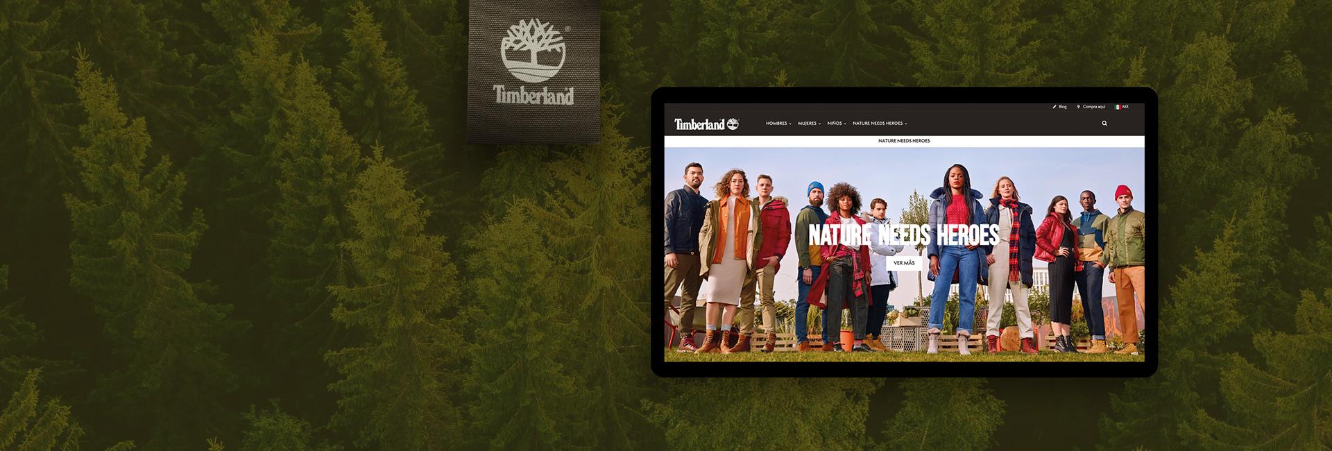 Designer Portafolio – SW  Timberland